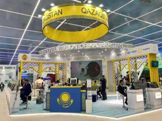kazakh pavilion, economy